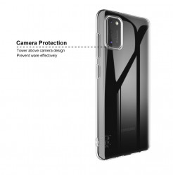 12058 - IMAK силиконов калъф за Samsung Galaxy A41