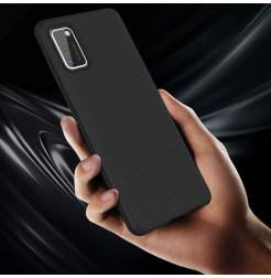 12075 - MadPhone релефен TPU калъф за Samsung Galaxy A41