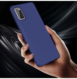 12089 - MadPhone релефен TPU калъф за Samsung Galaxy A41