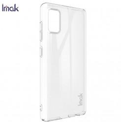 12099 - IMAK Crystal Case тънък твърд гръб за Samsung Galaxy A41