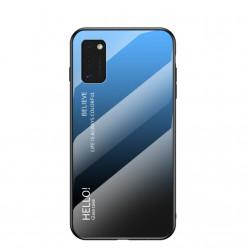 12118 - NXE Sky Glass стъклен калъф за Samsung Galaxy A41