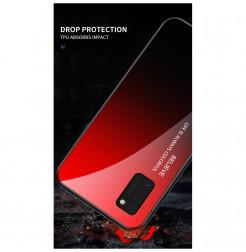 12128 - NXE Sky Glass стъклен калъф за Samsung Galaxy A41