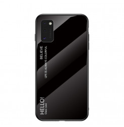 12129 - NXE Sky Glass стъклен калъф за Samsung Galaxy A41