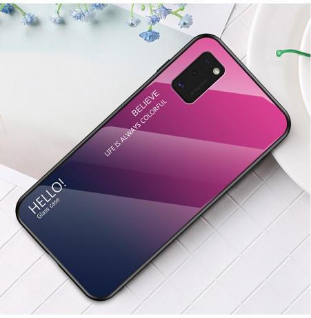 12138 - NXE Sky Glass стъклен калъф за Samsung Galaxy A41