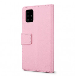 1217 - MadPhone кожен калъф за Samsung Galaxy A71