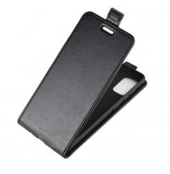 12226 - MadPhone Flip кожен калъф за Samsung Galaxy A41
