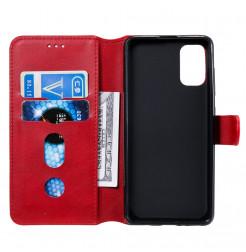12237 - MadPhone кожен калъф за Samsung Galaxy A41