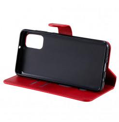 12238 - MadPhone кожен калъф за Samsung Galaxy A41
