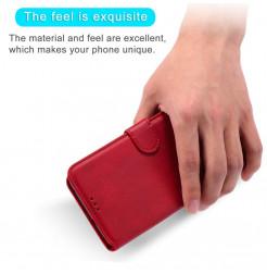 12241 - MadPhone кожен калъф за Samsung Galaxy A41