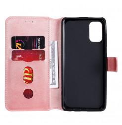 12247 - MadPhone кожен калъф за Samsung Galaxy A41