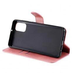 12248 - MadPhone кожен калъф за Samsung Galaxy A41