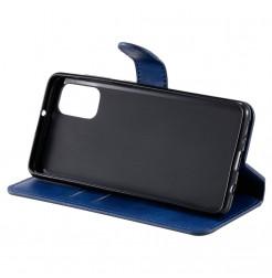 12257 - MadPhone кожен калъф за Samsung Galaxy A41
