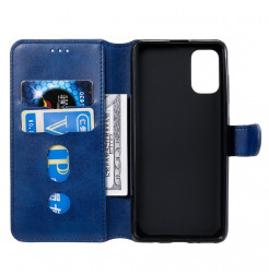 12258 - MadPhone кожен калъф за Samsung Galaxy A41