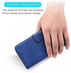 12261 - MadPhone кожен калъф за Samsung Galaxy A41