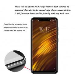 12269 - MadPhone стъклен протектор 9H за Xiaomi Pocophone F1