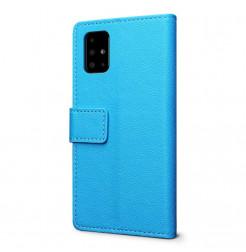 1227 - MadPhone кожен калъф за Samsung Galaxy A71