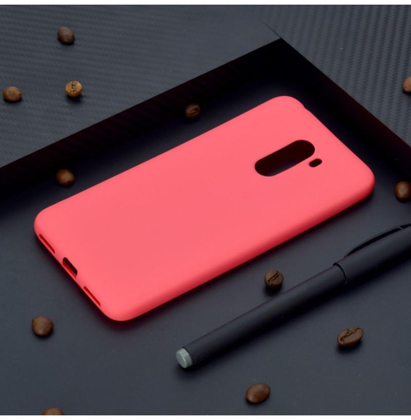12288 - MadPhone силиконов калъф за Xiaomi Pocophone F1