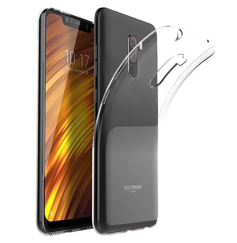 12303 - MadPhone супер слим силиконов гръб за Xiaomi Pocophone F1