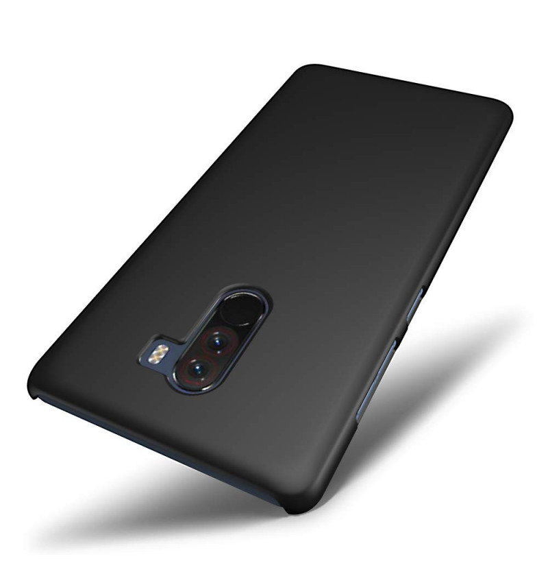 12307 - MadPhone Solid поликарбонатен кейс за Xiaomi Pocophone F1