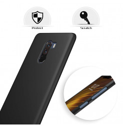 12309 - MadPhone Solid поликарбонатен кейс за Xiaomi Pocophone F1