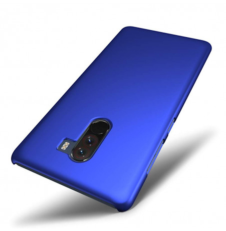 12317 - MadPhone Solid поликарбонатен кейс за Xiaomi Pocophone F1