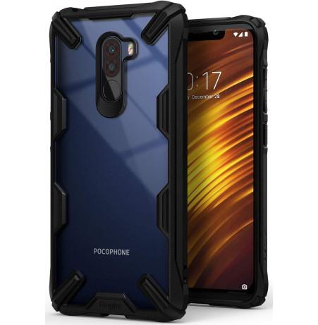 12339 - Ringke Fusion X хибриден кейс за Xiaomi Pocophone F1