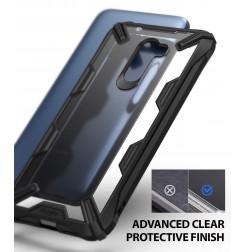 12343 - Ringke Fusion X хибриден кейс за Xiaomi Pocophone F1