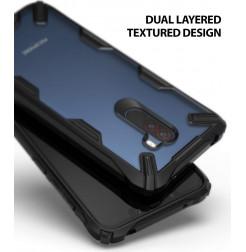 12344 - Ringke Fusion X хибриден кейс за Xiaomi Pocophone F1