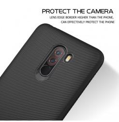 12352 - MadPhone релефен TPU калъф за Xiaomi Pocophone F1
