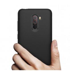 12353 - MadPhone релефен TPU калъф за Xiaomi Pocophone F1
