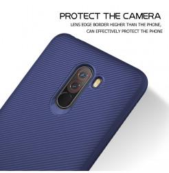12362 - MadPhone релефен TPU калъф за Xiaomi Pocophone F1