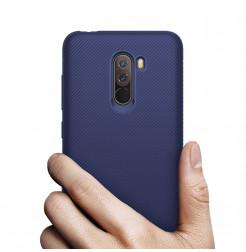 12363 - MadPhone релефен TPU калъф за Xiaomi Pocophone F1
