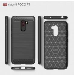 12376 - MadPhone Carbon силиконов кейс за Xiaomi Pocophone F1