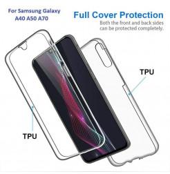 124 - 360 силиконова обвивка за Samsung Galaxy A50 / A30s