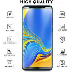 1241 - MadPhone стъклен протектор 9H за Samsung Galaxy A9 (2018)
