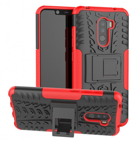 12411 - MadPhone Armada удароустойчив калъф за Xiaomi Pocophone F1
