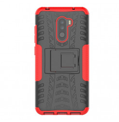 12412 - MadPhone Armada удароустойчив калъф за Xiaomi Pocophone F1