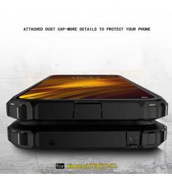 12434 - MadPhone Armor хибриден калъф за Xiaomi Pocophone F1