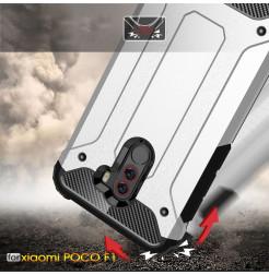 12436 - MadPhone Armor хибриден калъф за Xiaomi Pocophone F1
