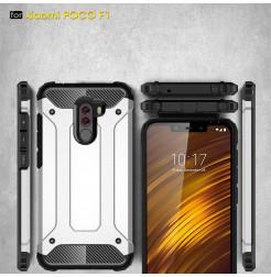 12437 - MadPhone Armor хибриден калъф за Xiaomi Pocophone F1