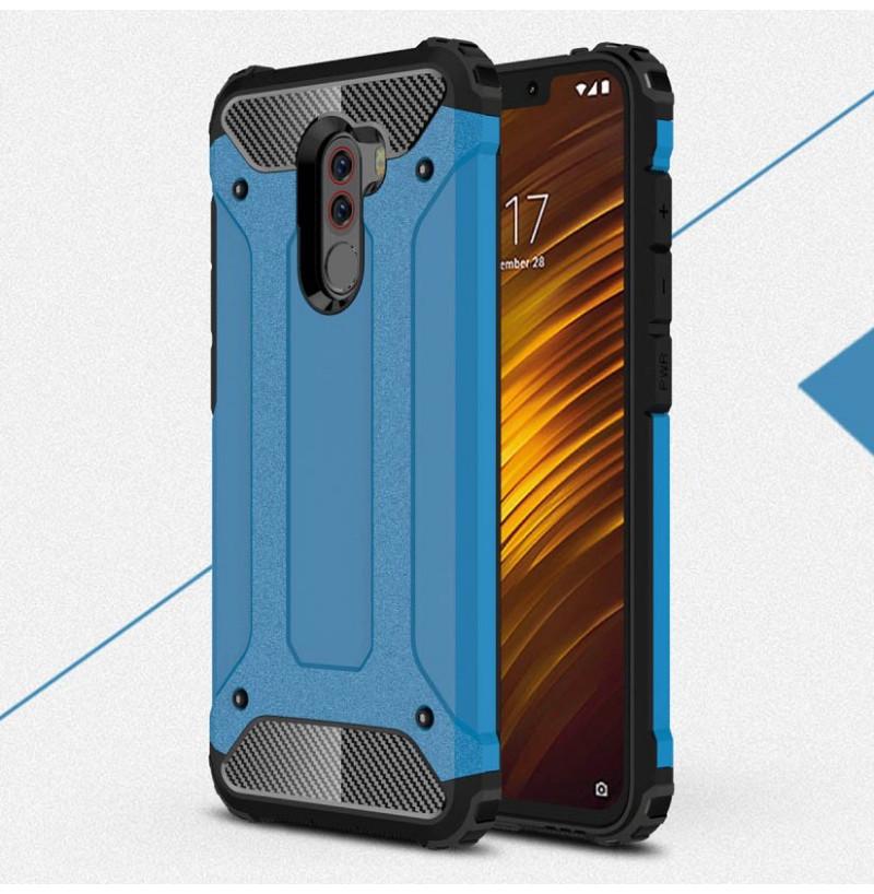 12441 - MadPhone Armor хибриден калъф за Xiaomi Pocophone F1