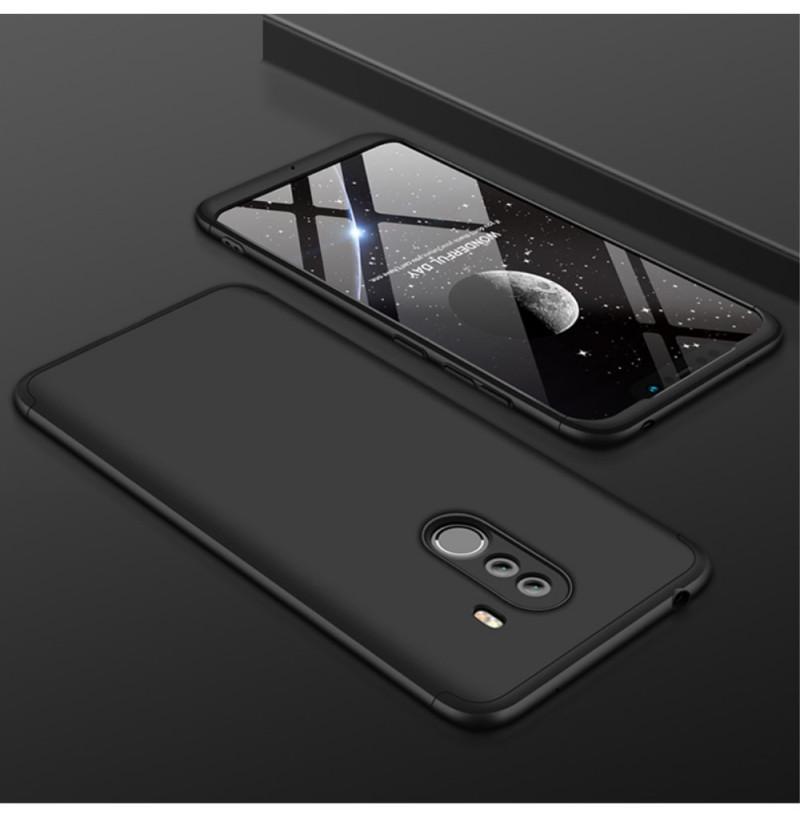 12451 - GKK 360 пластмасов кейс за Xiaomi Pocophone F1