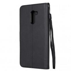 12477 - MadPhone кожен калъф за Xiaomi Pocophone F1