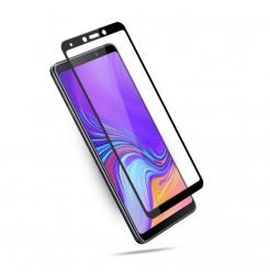 1248 - 3D стъклен протектор за целия дисплей Samsung Galaxy A9 (2018)