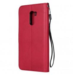 12486 - MadPhone кожен калъф за Xiaomi Pocophone F1