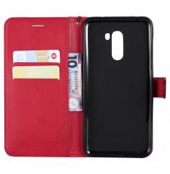 12487 - MadPhone кожен калъф за Xiaomi Pocophone F1