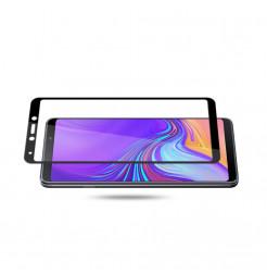1249 - 3D стъклен протектор за целия дисплей Samsung Galaxy A9 (2018)