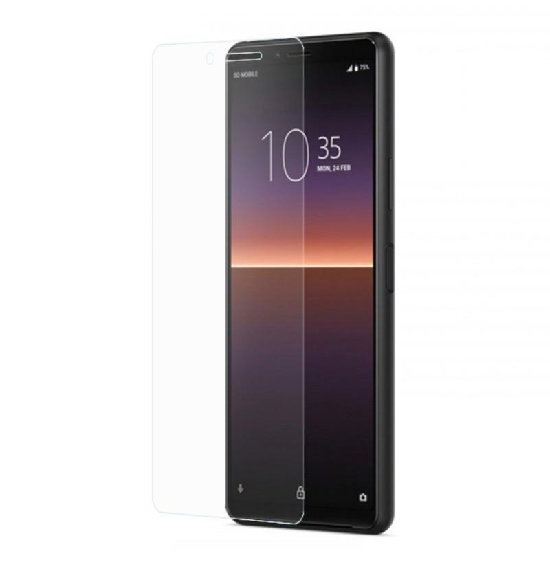 12575 - MadPhone стъклен протектор 9H за Sony Xperia 10 II