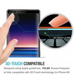 12612 - 3D стъклен протектор за целия дисплей Sony Xperia 1