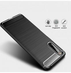 12620 - MadPhone Carbon силиконов кейс за Sony Xperia 10 II